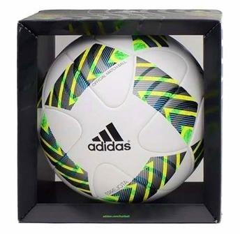 78b4f1267e Bola Campo adidas Errejota Oficial Match Ball Nova 1magnus - R  298 ...