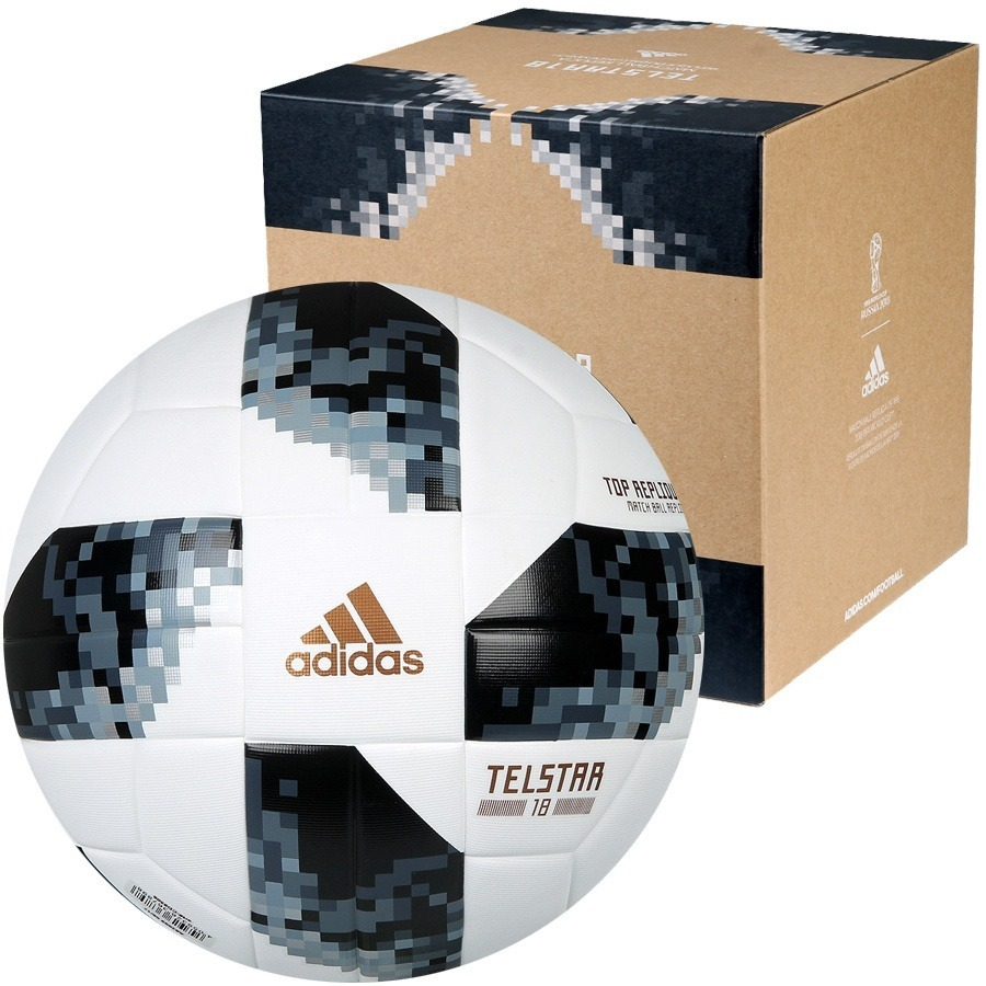 0af225d5cf bola campo adidas telstar 18 world cup topreplique 1magnus. Carregando zoom.