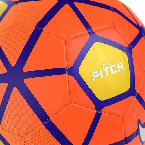 6071f684e5 Bola Campo Nike Pitch-fa15 Original + Garantia + Nfe Freecs - R  79 ...