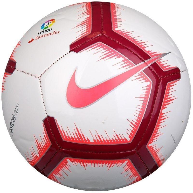 06a7059717 Bola Campo Nike Pitch Laliga Espanhola 2018 19 Sc3318