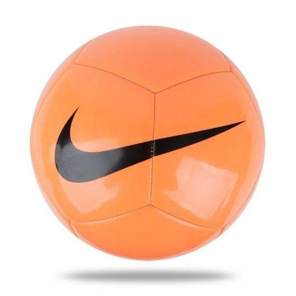 Bola Campo Nike Pitch Team Laranja preto - R  120 7b1a0ebbea56c