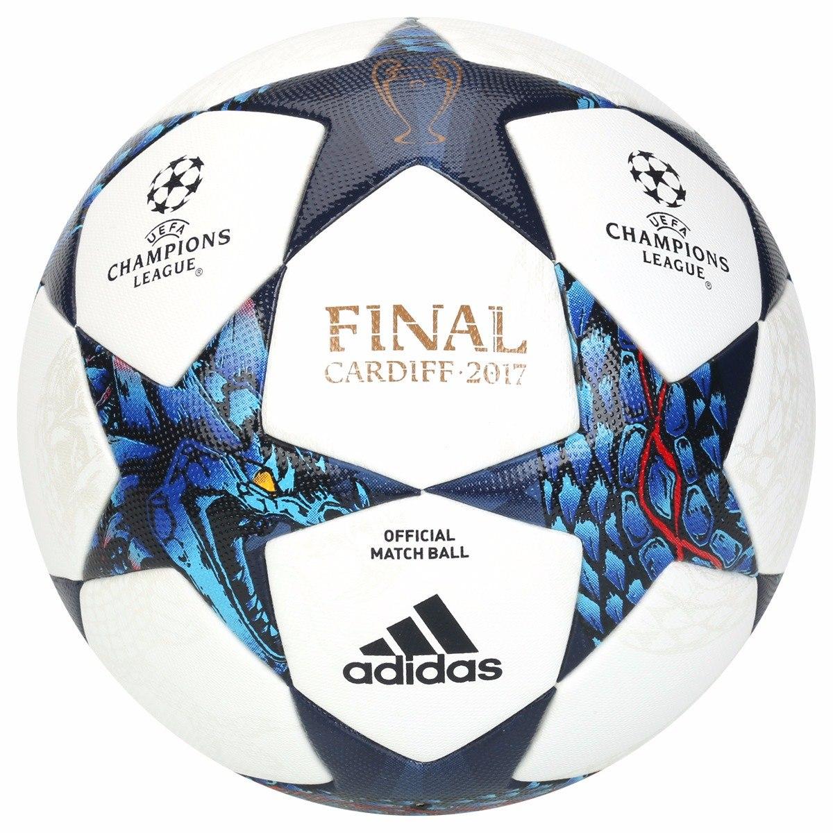 bola campo uefa finale oficial jogo cardiff 17 adidas-netfut. Carregando  zoom. e9fa28fbfdc13