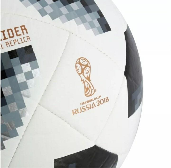 d49767291cb9d Bola Copa 2018 Futebol Campo adidas Original Top Glider - R  119