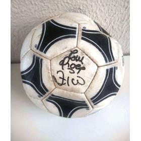 Bola Copa Do Mundo 82 adidas Tango Original Autografada Zico