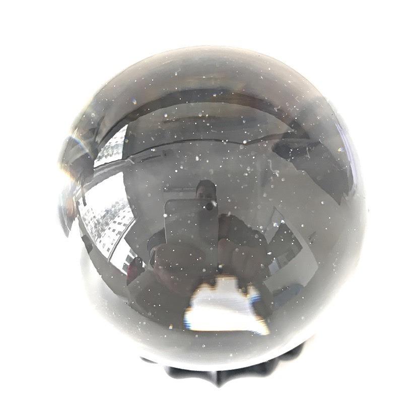 bola cristal para bruja vidente chaman medium cristalomancia. Cargando zoom. db7feda9808