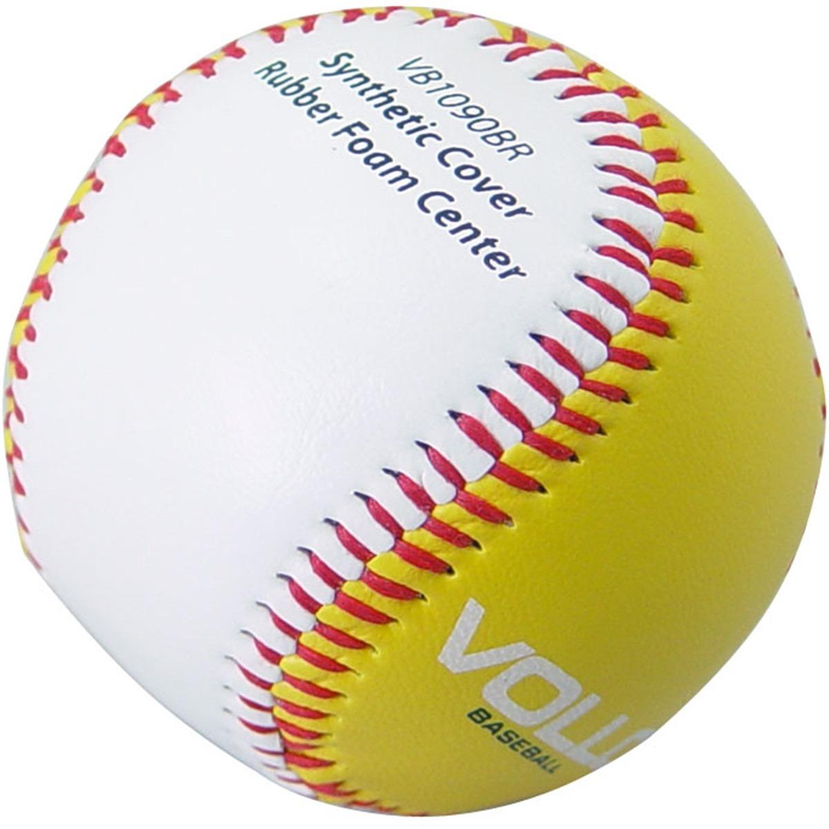 5f3c361b9ef04 bola de basebol vollo amarela. Carregando zoom.