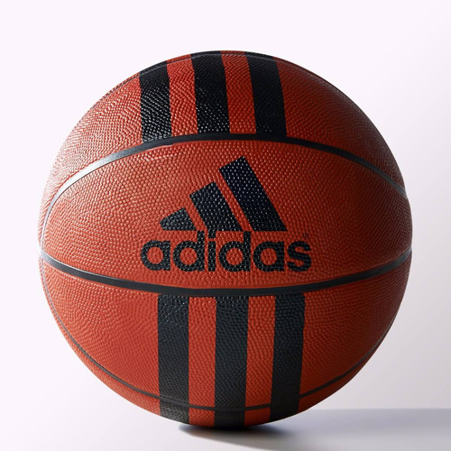 bola de basquete 3 stripes d 29.5 adidas