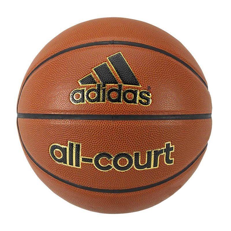 f16d4d00ed Bola De Basquete adidas All Court - R  94