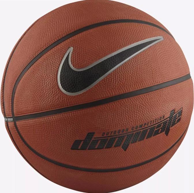 f0cb05d5a1 Bola De Basquete Nike Dominate 7 Bb0361 Marrom - R  109