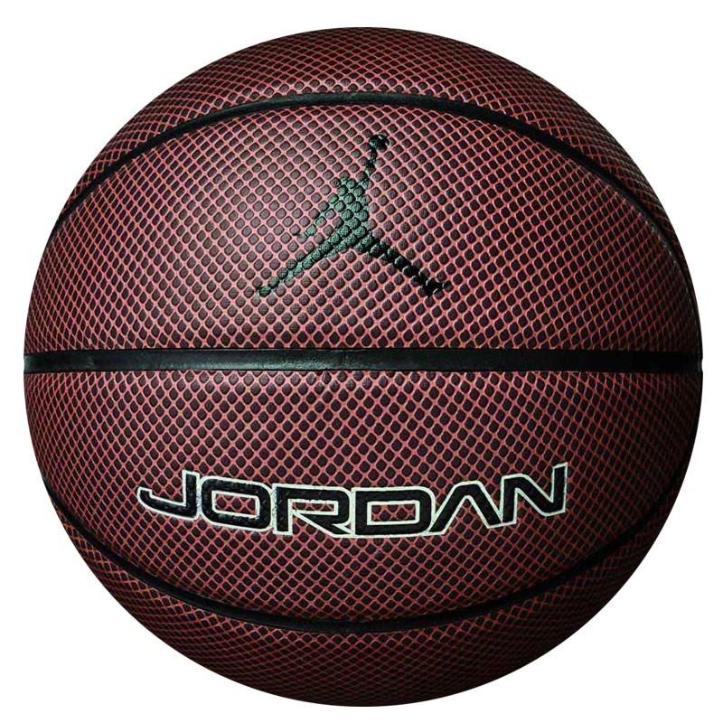 d9702f3339 bo a de basquete nike jordan egacy 8p tamanho 7 marrom com preta  40d9a431ae3b25