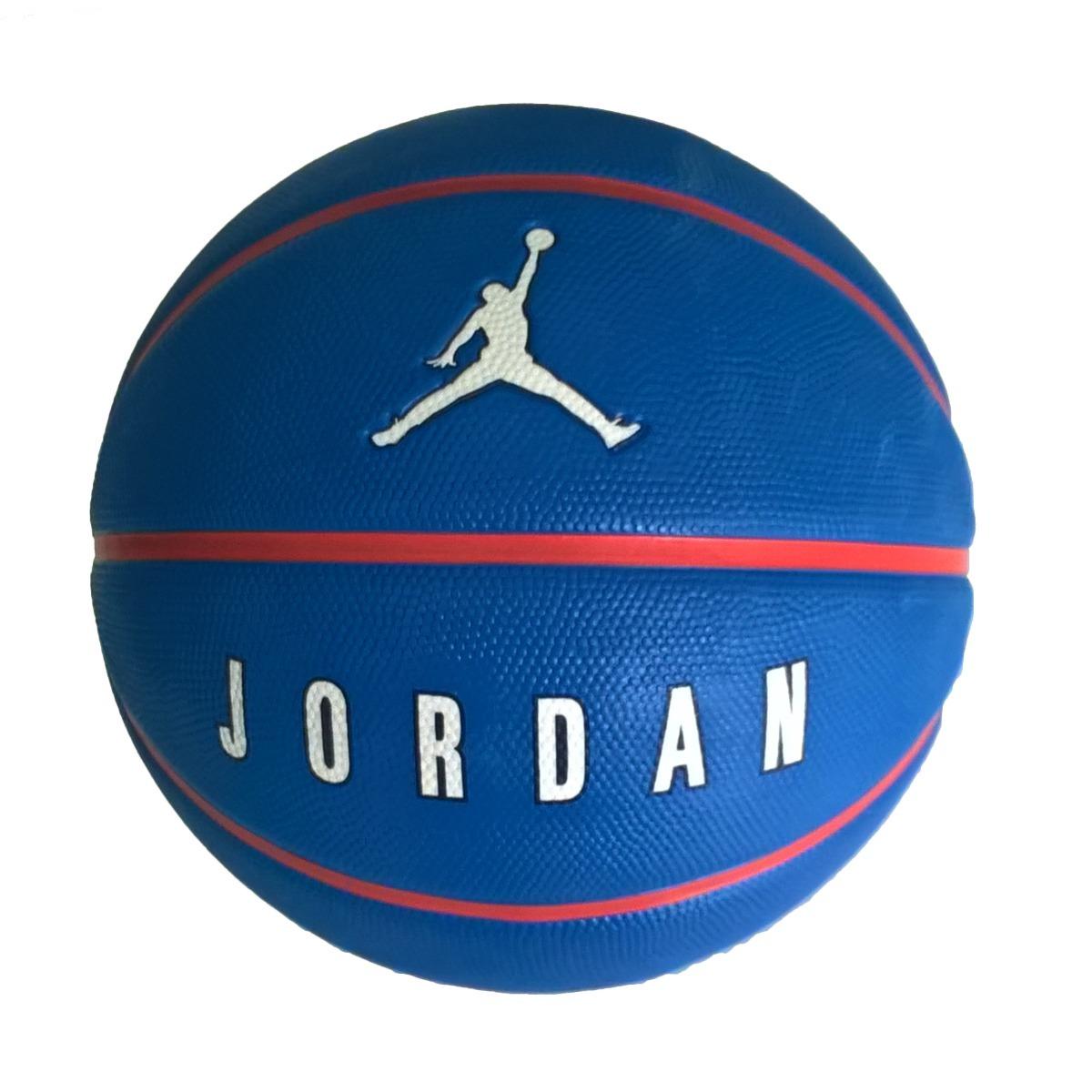 745b7f2d8ed bola de basquete nike jordan playground 8p azul. Carregando zoom.