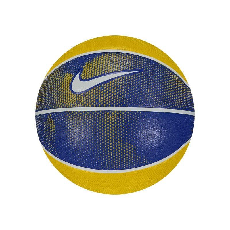 bola de basquete nike swoosh mini amarela. Carregando zoom. c48fff3b43b5f