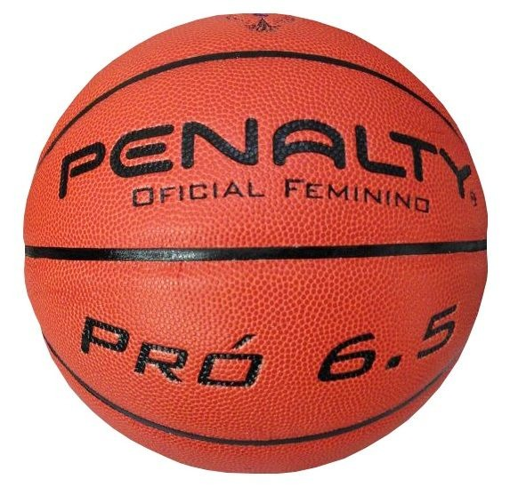 dbf706462 Bola De Basquete Pró 6.5 Feminino - Penalty - R  239