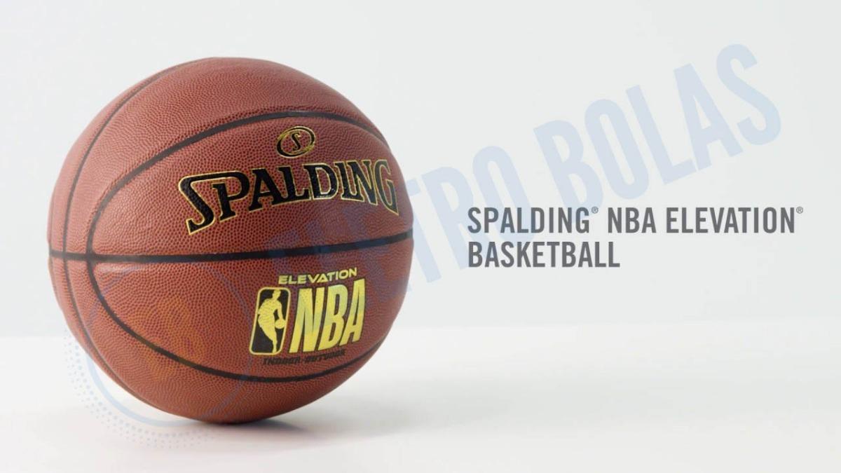 39c0bc8fa bola de basquete spalding nba elevation oficial - original. Carregando zoom.