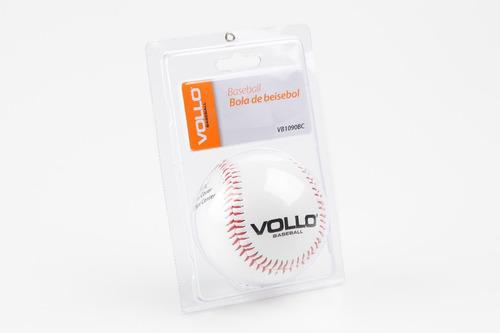 Bola De Beisebol Vollo 9 Branca R  26 99 em Mercado Livre 6a970d21e9d
