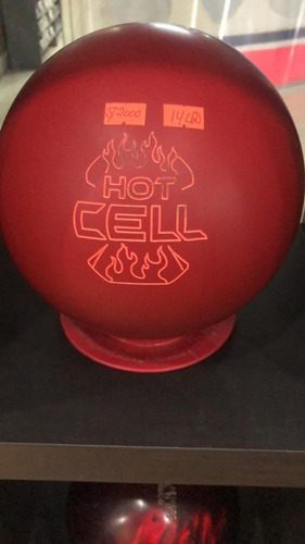 bola de boliche urethano hot cell