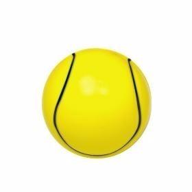 b22971731 Bola De Borracha Tennis Futebol Golf Basquete - R  2