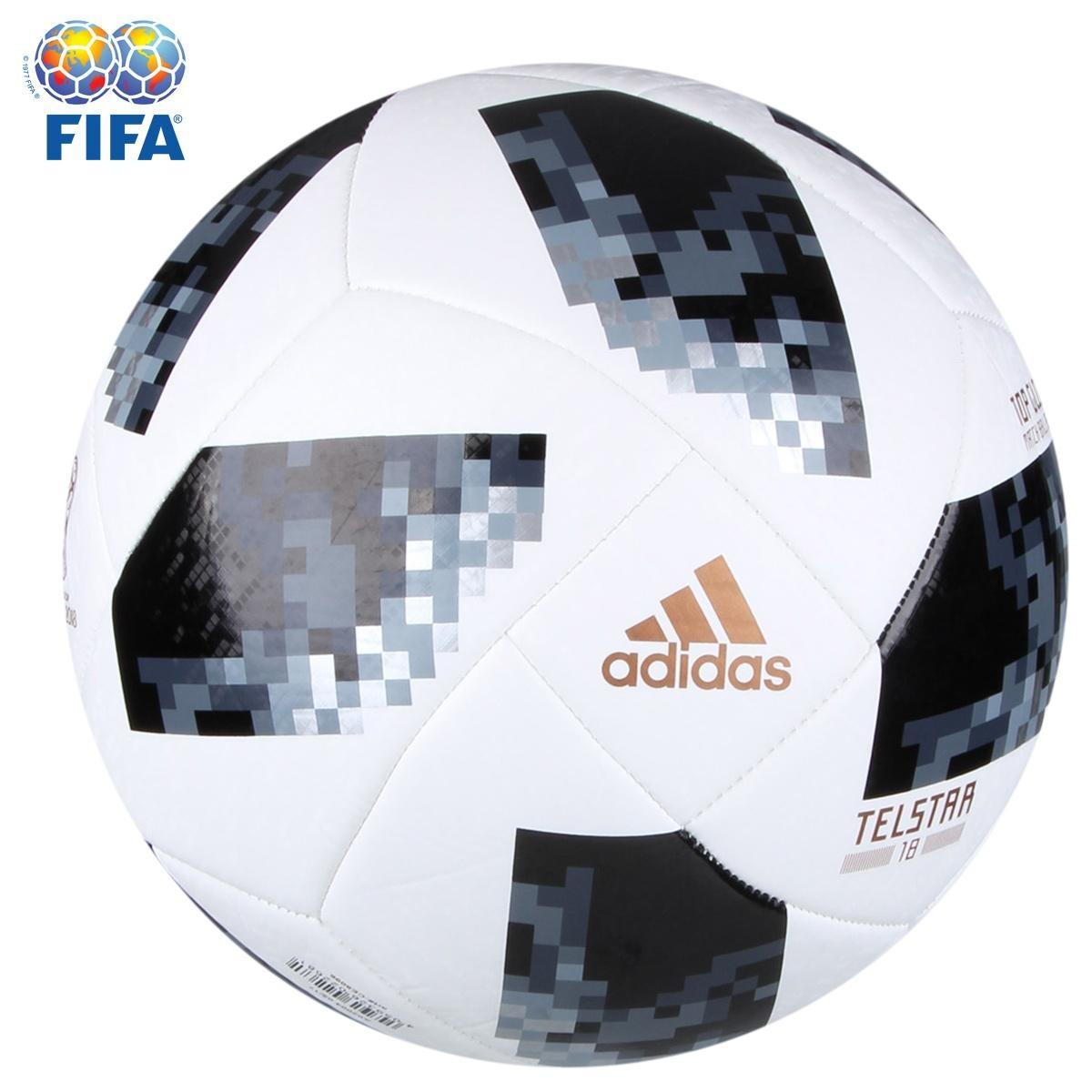 fe404d9206 bola de campo adidas telstar - copa do mundo 2018. Carregando zoom.