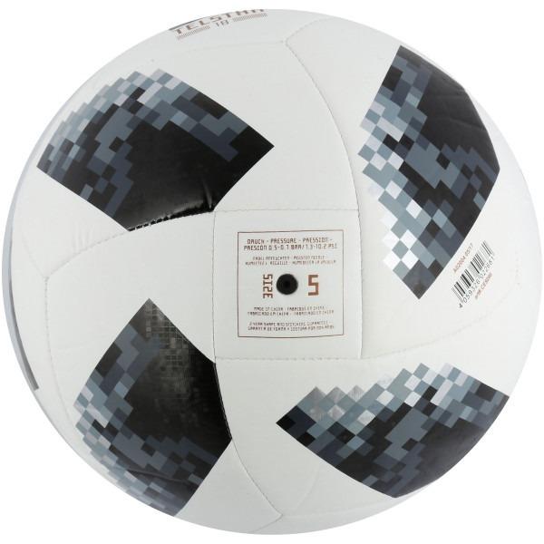 Bola De Campo adidas Telstar Oficial Copa Do Mundo Fifa - R  120 726a50d763dc1