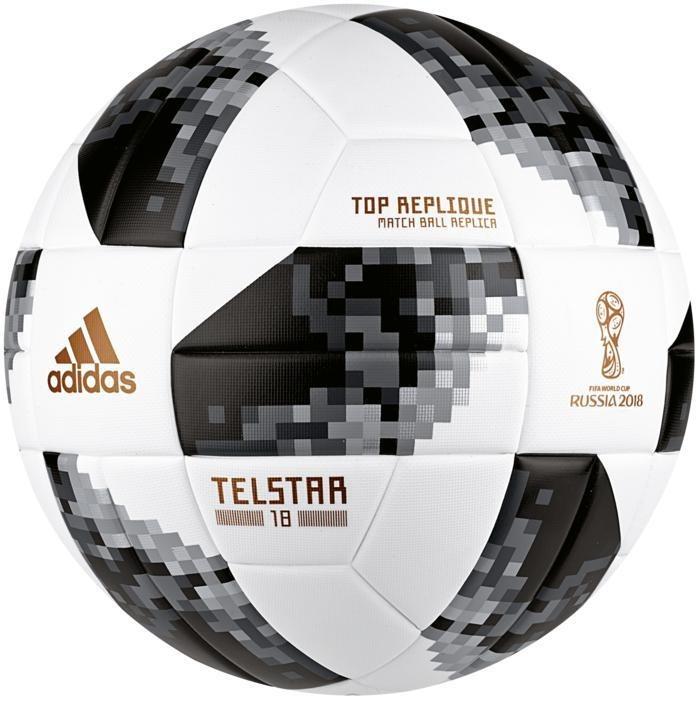 508726ec76d08 Bola De Campo adidas Top Replique - Copa Do Mundo 2018 - R  149