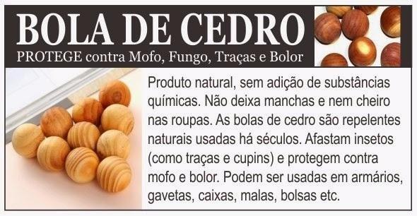 Bola De Cedro Anti Traça Anti Mofo Desumidificador Natural - R  36 ... 9b8b3c5bda4b4