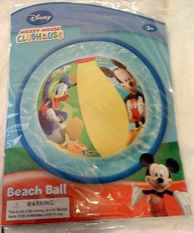 bola de disney mickey mouse inflable beach