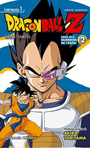 bola de drac z anime series saiyan nº 02 (manga); akira tor