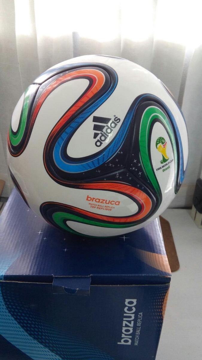 bola de futebol adidas brazuca - termossoldada. Carregando zoom. 5df94ba5601f6