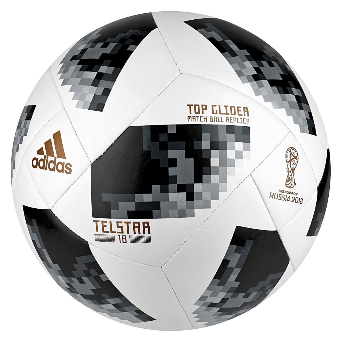 bola de futebol adidas telstar copa do mundo 2018 campo. Carregando zoom. 8f1c90a774c39