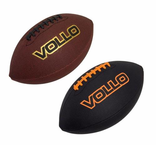 bola de futebol americano vollo - escolha a cor desejada.