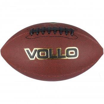 Bola De Futebol Americano Vollo Oficial 9 - Cor Marrom - R  54 90932a9755d