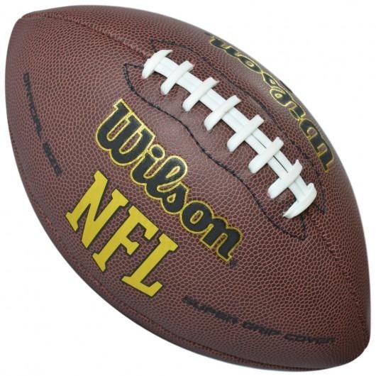 598e7ff63 Bola De Futebol Americano Wilson Nfl Super Grip Wtf1895xb - R  75