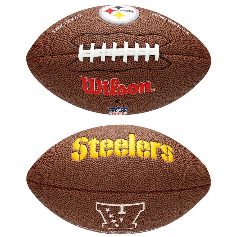 95762c8196 bola de futebol americano wilson nfl supergrip original 48cm. Carregando  zoom.