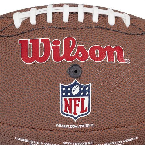 bola de futebol americano wilson nfl supergrip original 48cm. Carregando  zoom. c50ce74d85084