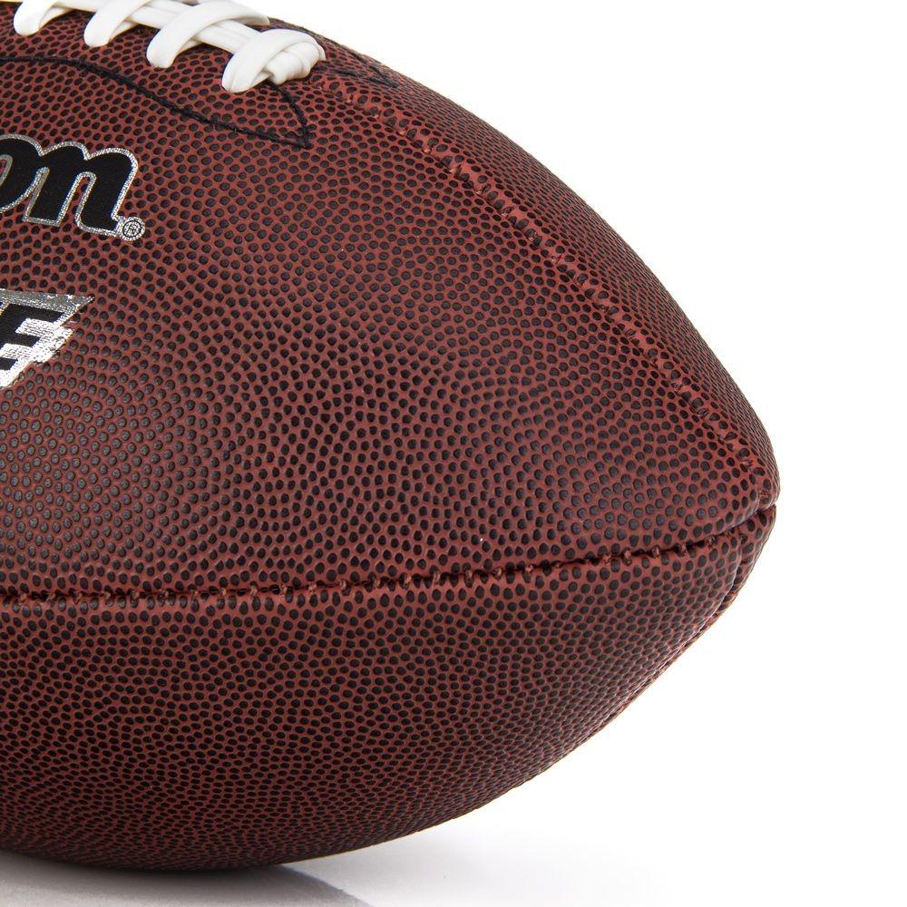 bola de futebol americano wilson soft grip extreme. Carregando zoom. 69c281986fb6d
