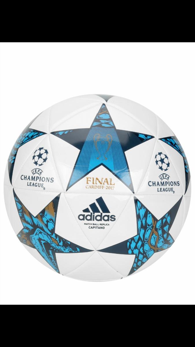 bola de futebol campo adidas champions league 2017 capitano. Carregando zoom . 87ac508433572