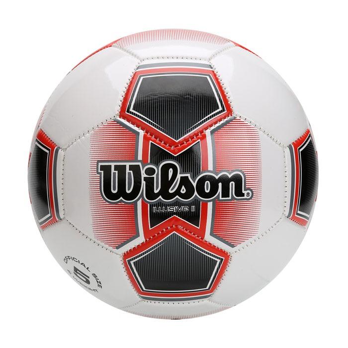 Bola De Futebol Campo E Grama Original Wilson Espuma Interna - R  99 ... 489aa3666edbd