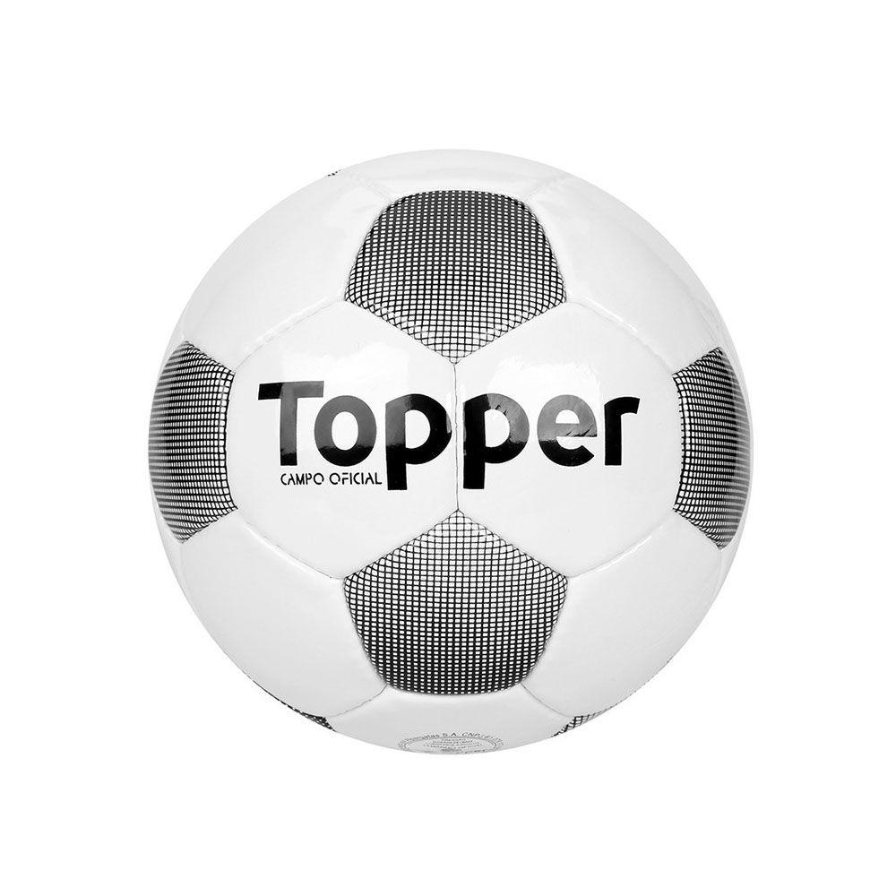 ee1dabaf22331 bola de futebol campo extreme 4 costurada - bra preto topper. Carregando  zoom.