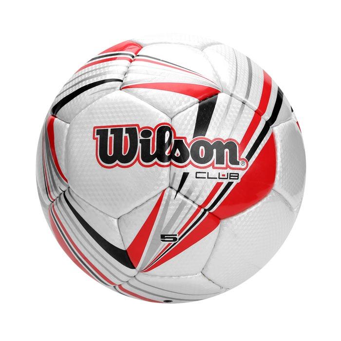 3d9e11b3ec Bola De Futebol Campo Original Wilson Club Grama Barata - R  81