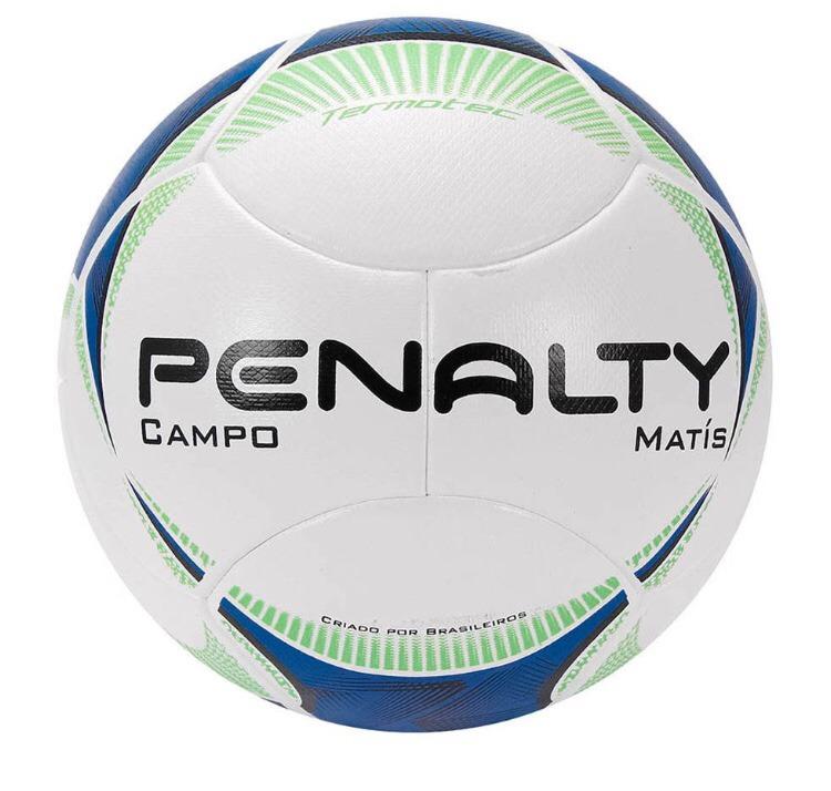 279abd1daf Bola De Futebol Campo Penalty Matis - R  120