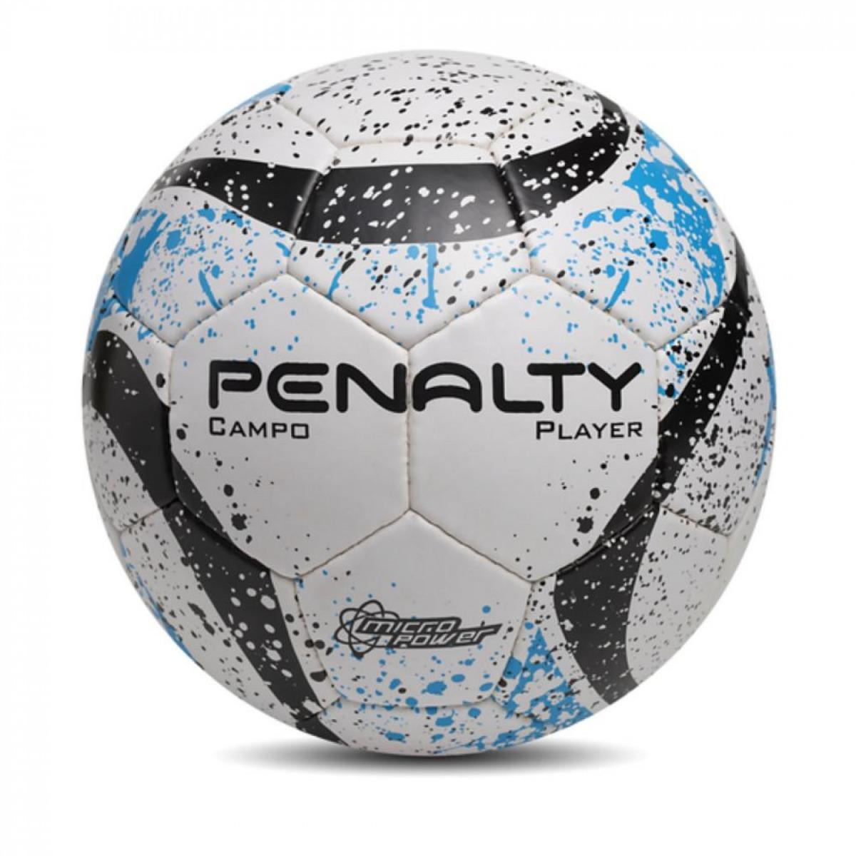 bola de futebol campo player ii azul preto. Carregando zoom. d436de79f6315