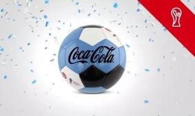 4b7aab8f70 Bola Futebol Campo Coca Cola no Mercado Livre Brasil