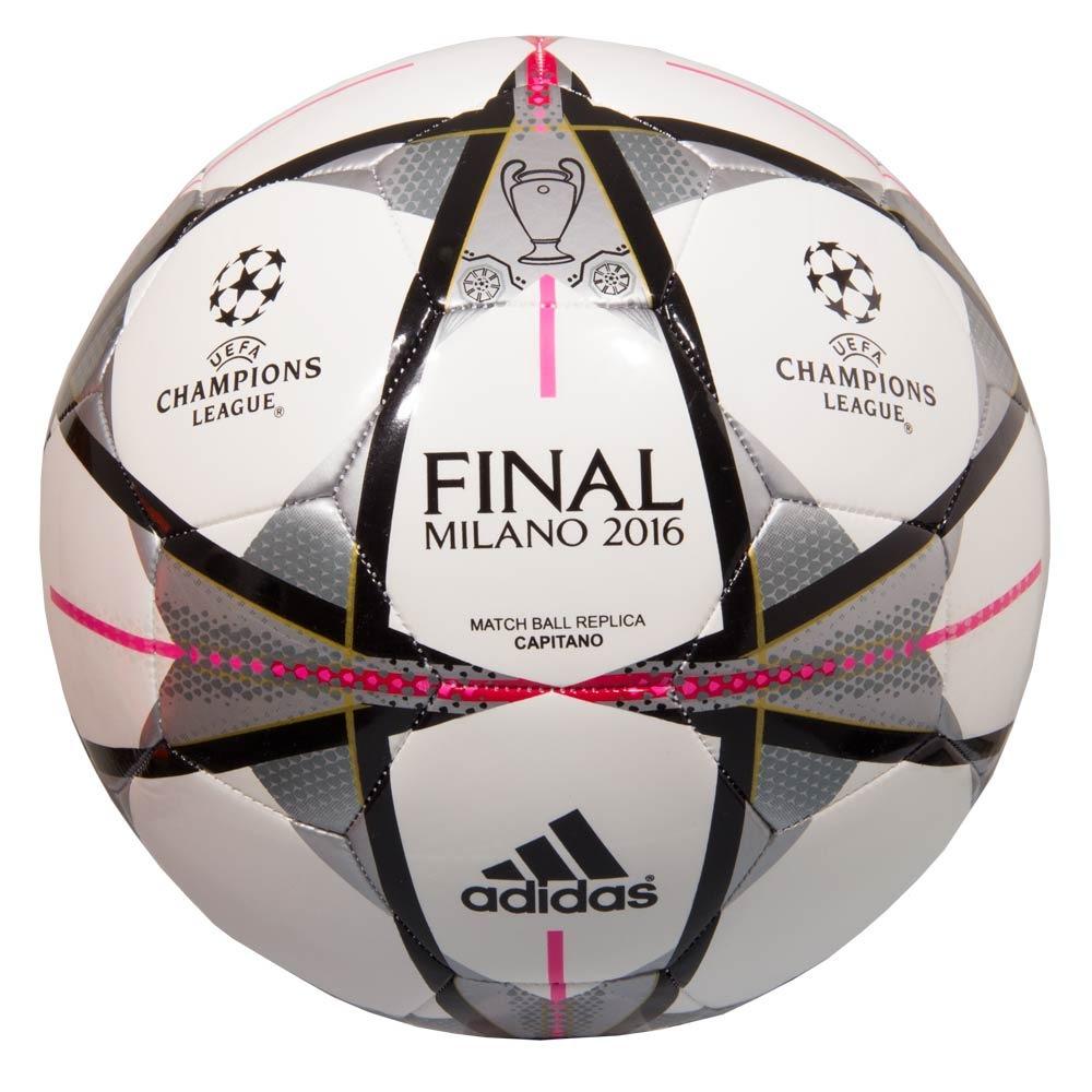 bola de futebol de campo adidas final milano 2016. Carregando zoom. d284658b54ab8