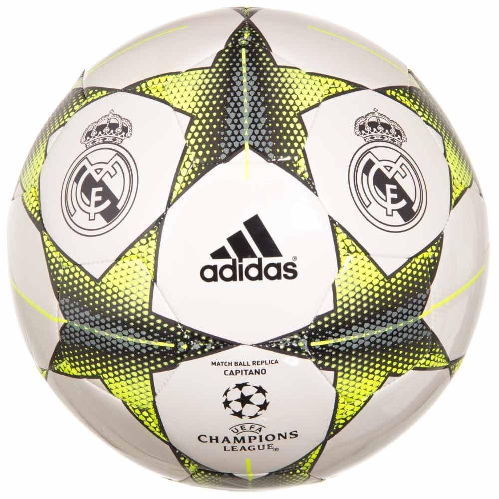 bola de futebol de campo adidas finale 15 real madrid. Carregando zoom. 61dfafff4ded9