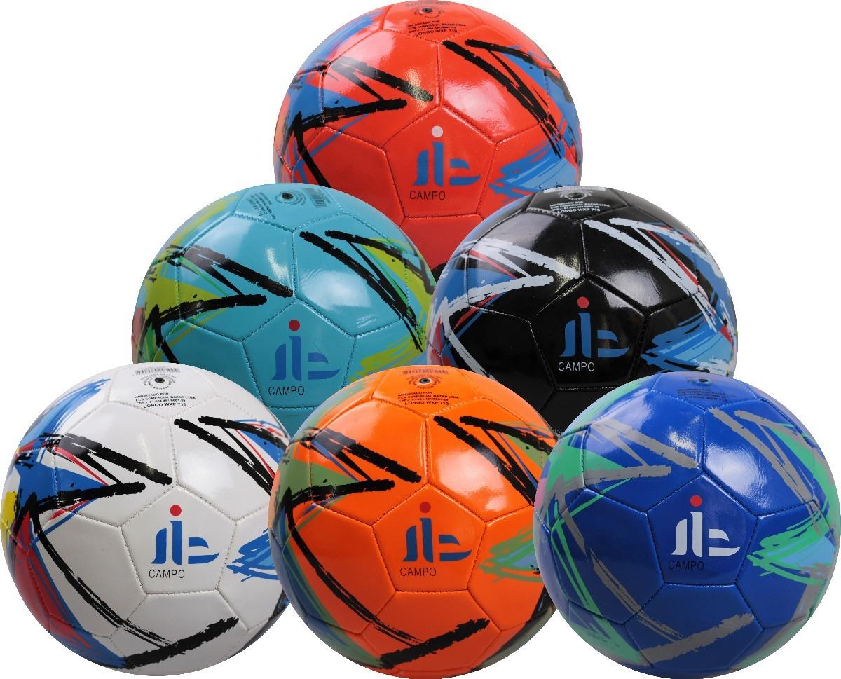 bola de futebol de campo de pvc pintada. Carregando zoom. f9fbc8a928579
