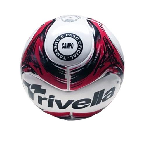 f2e882875f Bola De Futebol De Campo E Society - 14 Gomos - Trivella - R  60