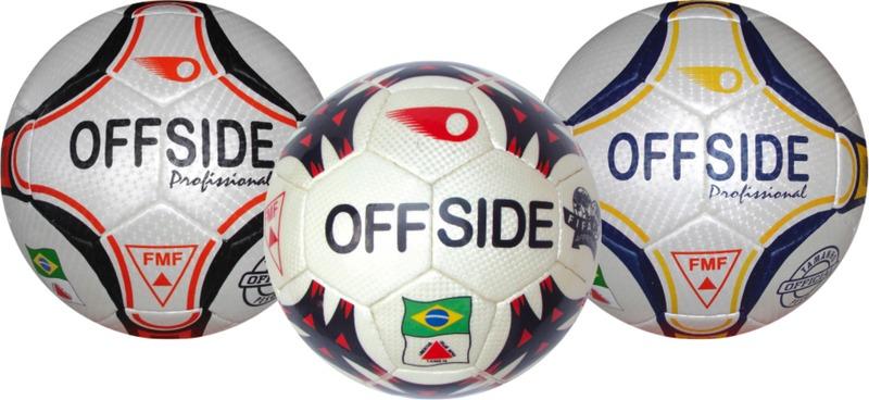 bola de futebol de campo microfibra oficial offside. Carregando zoom. 59a5f36aedb60