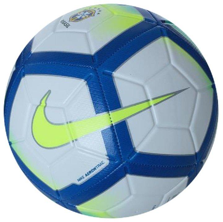 4ba9a518c73c5 Bola De Futebol De Campo Nike Strike Brasileirão 2018 - R  104