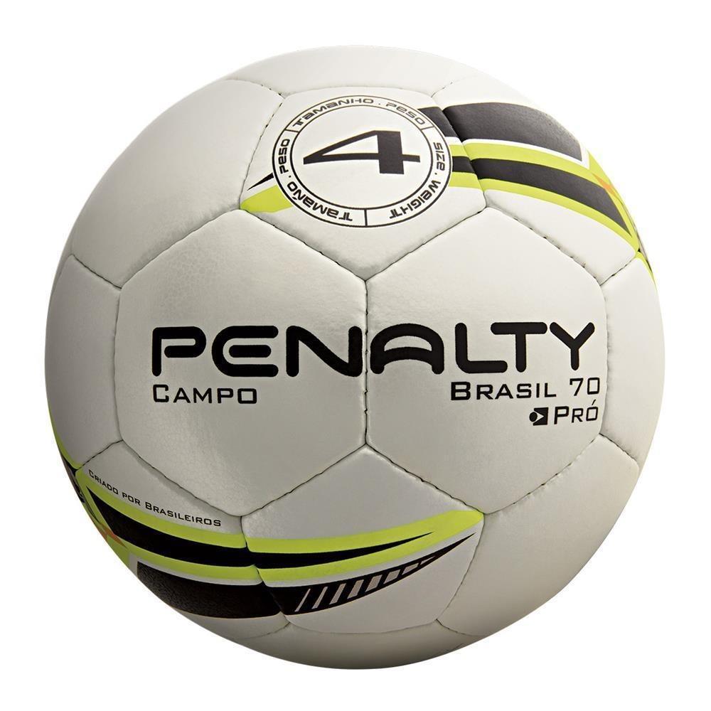 Bola De Futebol De Campo Penalty Brasil 70 Pró Nº 04 (costu - R  94 ... 8d5f5314bfb40