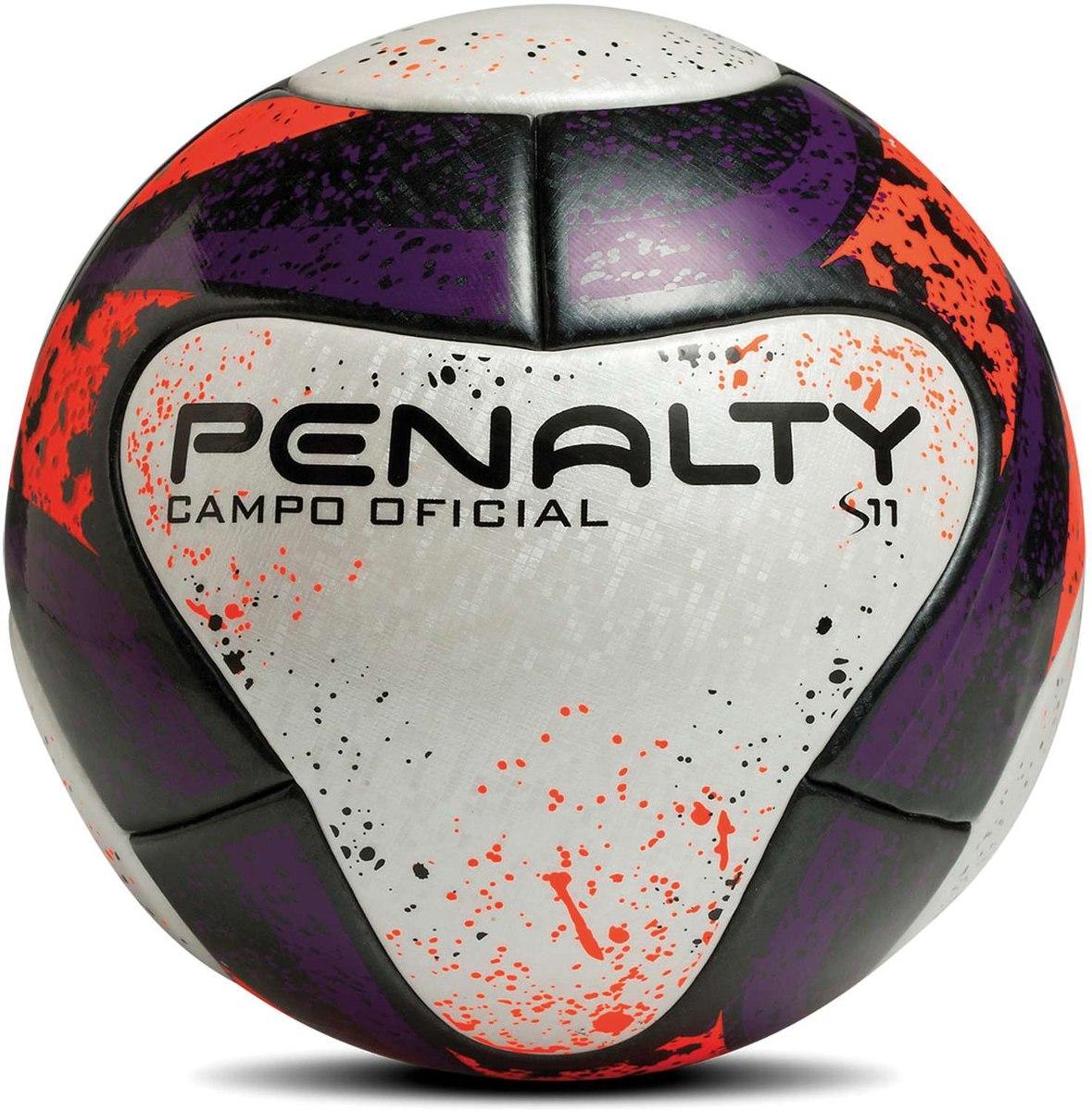 Bola De Futebol De Campo S11 R1 Fpf Termotec Bc-rs-az Un - R  217 1ae88375d9b90